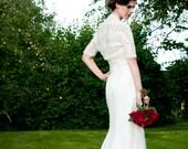 Bridal Wedding Lace Shrug