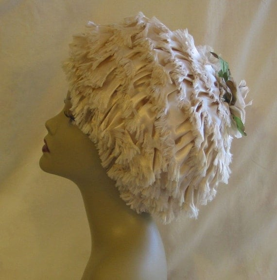 Vintage Curler Bonnet Beautiful