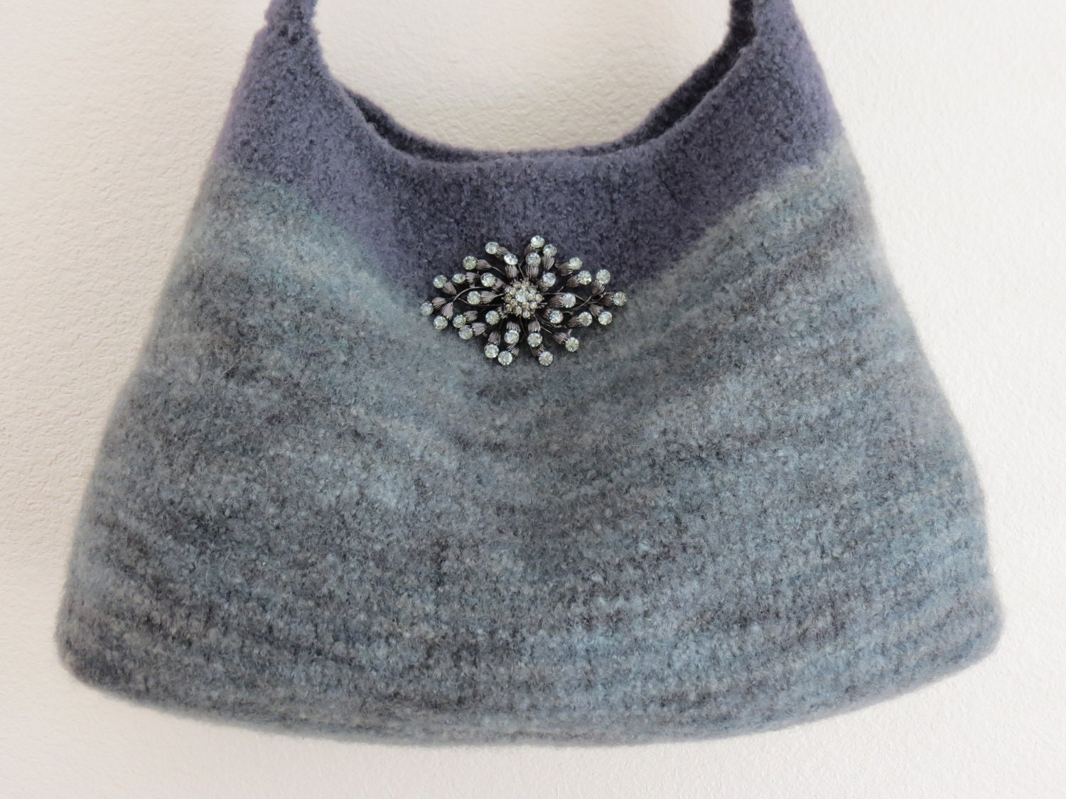 Felted purse pattern knit bag pattern felted purse knitted felted purse pattern knit bag pattern felted purse knitted purse knitting pattern autumn evening patterns by deborah oleary bankloansurffo Gallery