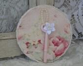 Romantic Ornament, Vintage Skeleton Key