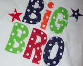Big Bro - Little Brother Tee Shirt