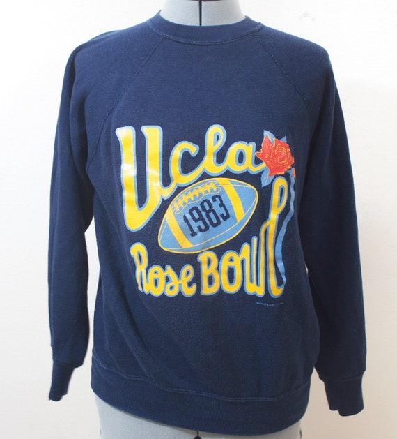 Vintage Retro UCLA Rosebowl Sweatshirt