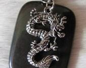 Earth Dragon Necklace