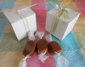 Coffee Caramels -Wedding Favors 48ct