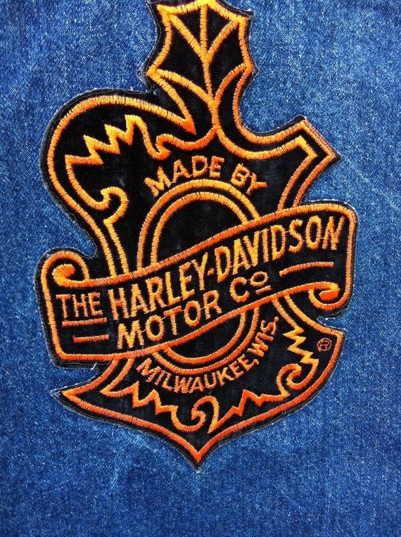 Harley Davidson Patches - Legendary USA