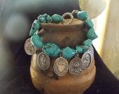 Santo Charm Bracelet