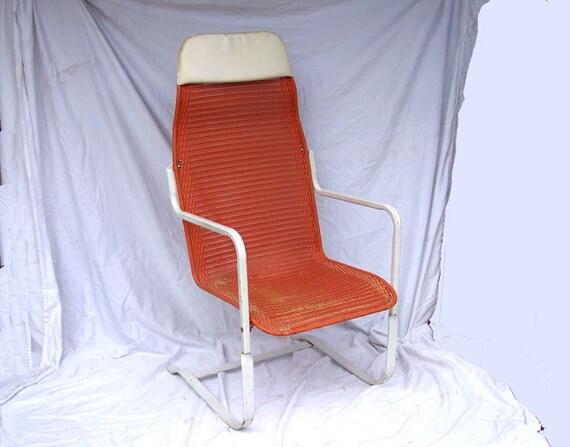 1 Lloyds Loom Wicker Chair Patio Bouncy Rocking Rocker