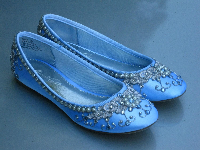 Pick Toe Flat Shoes