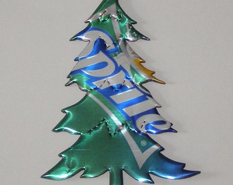 Tree Magnet - Sprite Soda Can