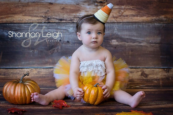 Baby Halloween Costume Sweet Candy Corn Cutie Tutu Halloween Tutu With Matching Hat A Sweet Sweet  sc 1 st  Trendy New Designers : cheap baby costumes  - Germanpascual.Com