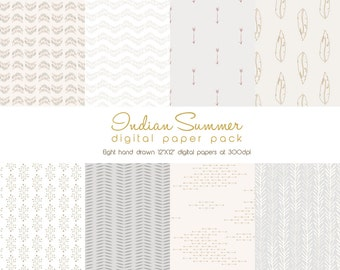 INSTANT DOWNLOAD Digital Paper Pack - JPEG Files - Digital Scrapbook