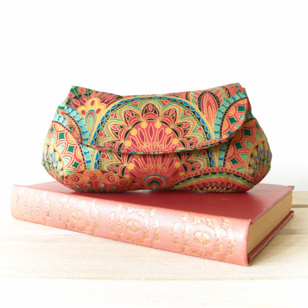 Clutch Purse Indian Summer Women's Evening Bag