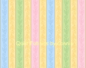 Shy Little Kitten Golden Book Fabric Collection 21363S by Quilting Treasurers - 1 Yard