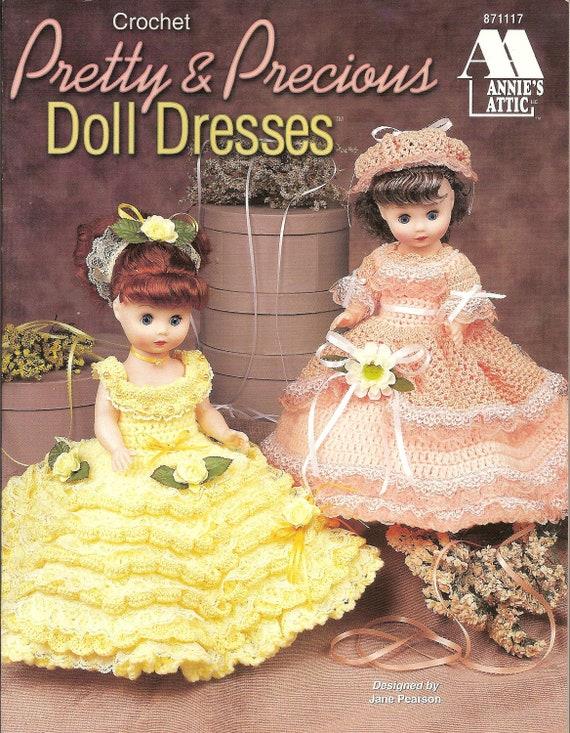 Crochet Pattern Crochet Doll Clothes Pattern