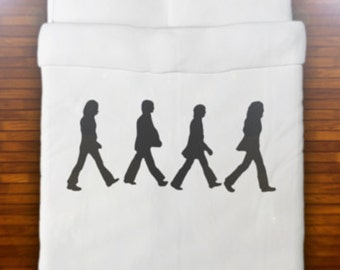 Beatles Duvet Cover Bedding Queen King Twin Size Full Double cotton sheets set