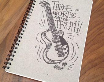 Three Chords Journal - Guitar Series
