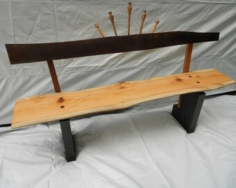ASIAN SUNRISE Bench