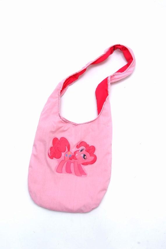 Pinkie Pie MLP friendship is magic hip bag/ purse- FREE SHIPPING- handmade