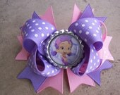Oona from Bubble Guppies Inspired Hair Bow
