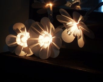Flower Twinkle Lights