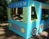 Ice Cream Truck - Sweet Treat Party - Ice Cream Party Decoration