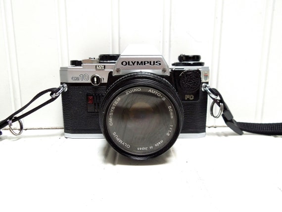 10 Awesome Vintage Film Cameras (That are Really Cheap!) |Olympus Vintage Camera