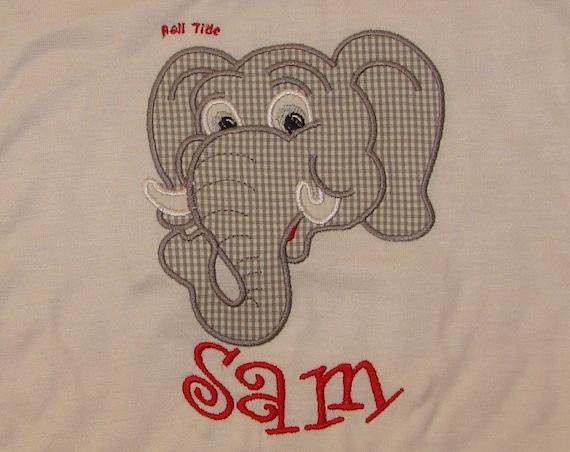 Boys Alabama Personalized shirt