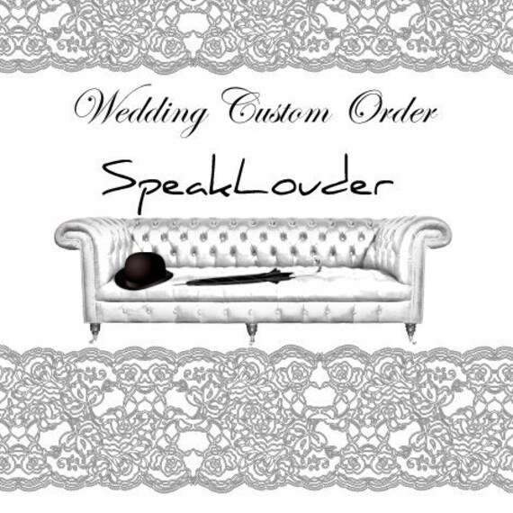 Custom order for Rebekah