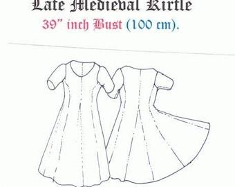 Late Medieval Kirtle
