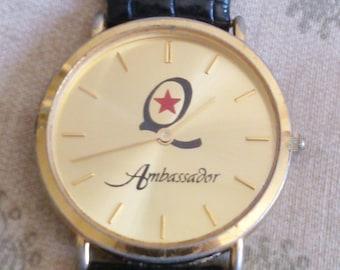 REDUCED Q  Watch by Ambassador