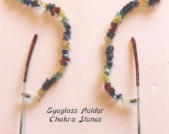 Chakra Rocks Eyeglass Holder