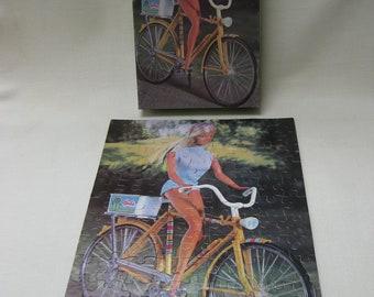 Vintage 1974 Barbie Puzzle