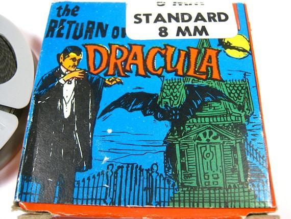 The Return of Dracula - Vintage 8MM Movie