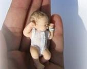 Miniature baby boy