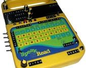 Circuit Bent Speak & Read - Heavily Bent with 24 Modifications