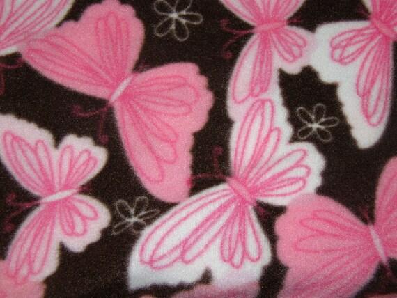 Butterfly Printed Seatbelt Pillow
