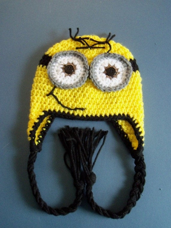 Crochet Baby Minion Hat Pattern : Unavailable Listing on Etsy