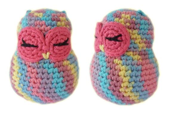 Crochet Owl - Amigurumi