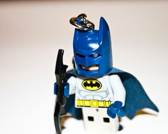 128GB Batman USB Flash Drive with Key Chain