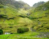 RESERVED FOR MARGARET - 8x10 Highlands Landscape Photo