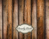 7ft x 5ft Vinyl Photography Backdrop for Newborns, Babies and Children Weathered Tan Brown Wood