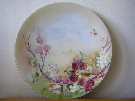 Beautiful Limoges Plate