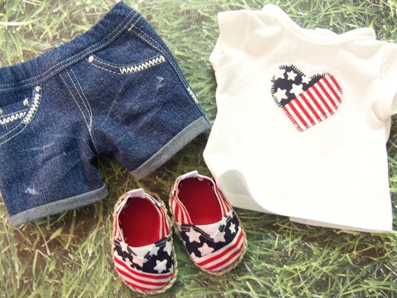 Go USA  3 Piece Outfit