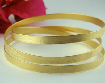 Elegant bracelet  wide gold bracelet gold bangle