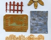 Handmade Crafting Embellishment items for your craft projects