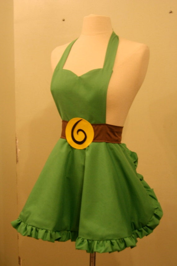 Toon Link Apron