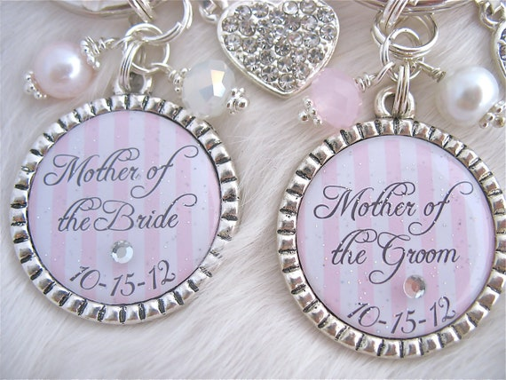 MOTHER Of The BRIDE Gift Mother Of The Groom Wedding Gift Set