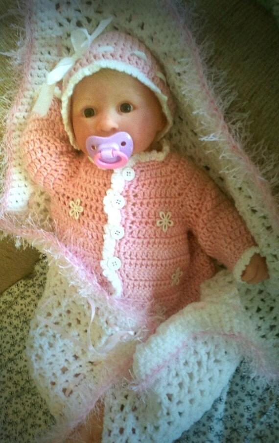 Secrist Ajalyn Reborn Baby Doll 22 inch Baby Rachel Nice Big Baby