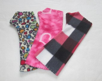 Fleece Arm Warmers - Teen to Adult Women