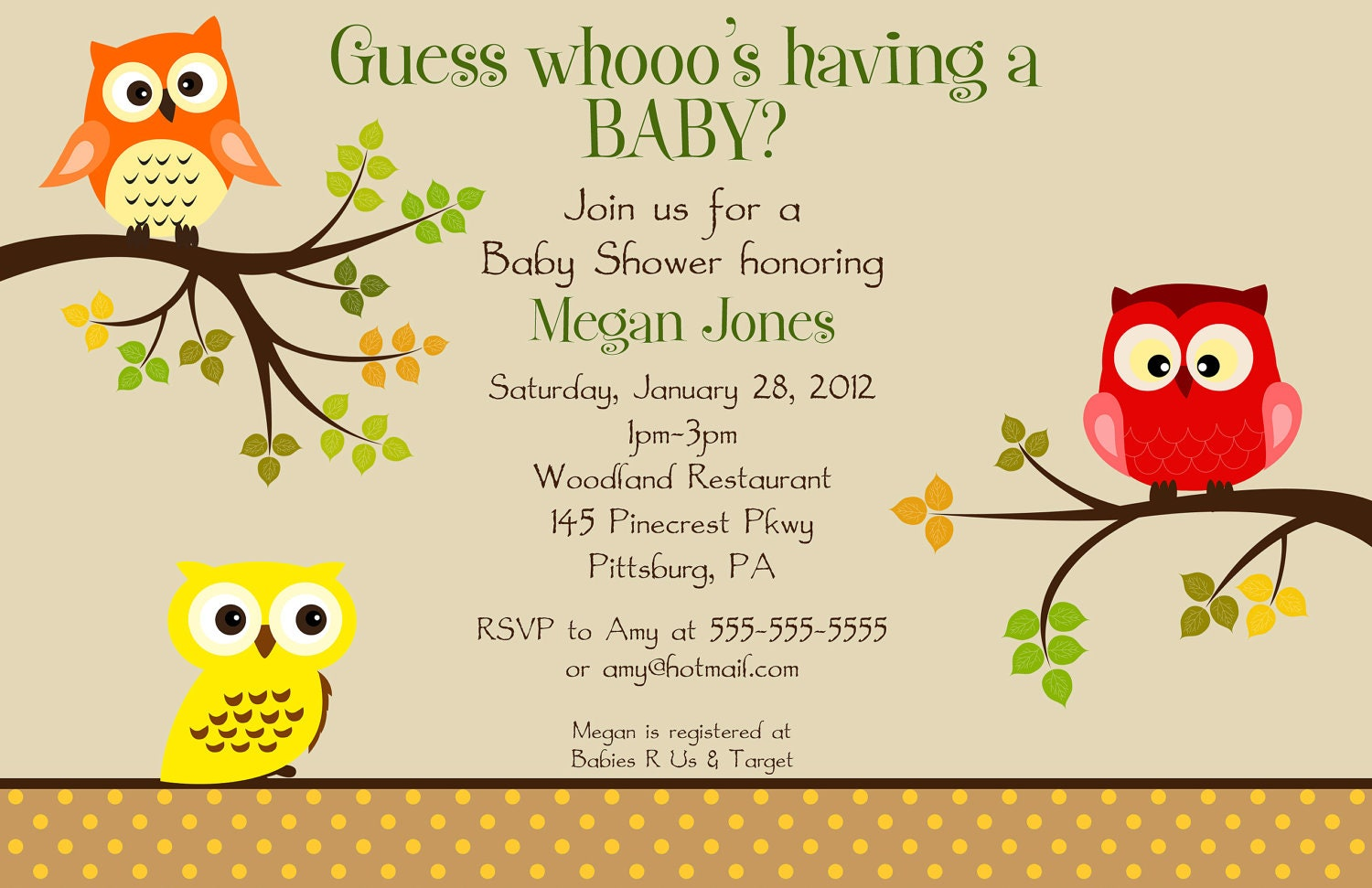 Neutral Baby Shower Invites with nice invitations design